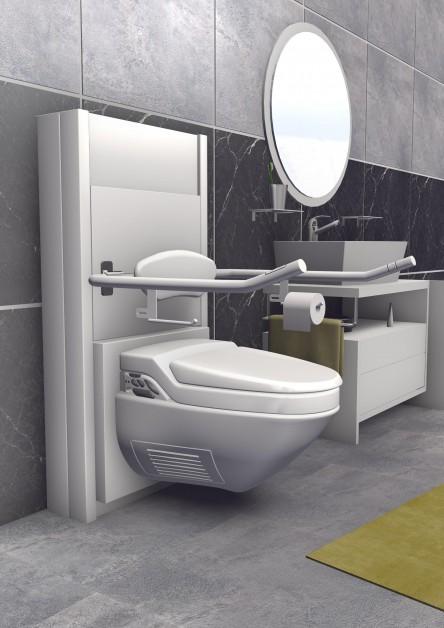 Soluzioni motorizzate wc